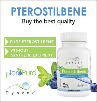 Pure Pterostilbene Dynveo