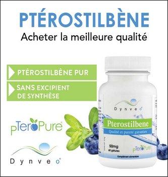 Ptérostilbène pur Dynveo